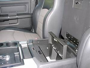 Dodge Ram 1500 Full Floor Console  2009