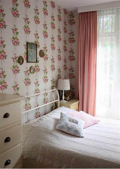 Pink Bedrooms Granny Chic Bedroom Perfect Paris