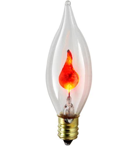 3w flicker tip candelabra bulb rejuvenation