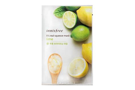 buy innisfree  real squeeze mask lime philippines