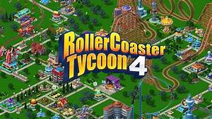 Rollercoaster Tycoon 4 Free Download