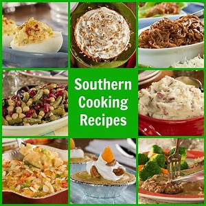 16 Southern Cooking Recipes EverydayDiabeticRecipes com