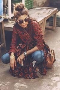 Mode Hippie Chic : les 25 meilleures id es de la cat gorie hippie chic sur ~ Voncanada.com Idées de Décoration