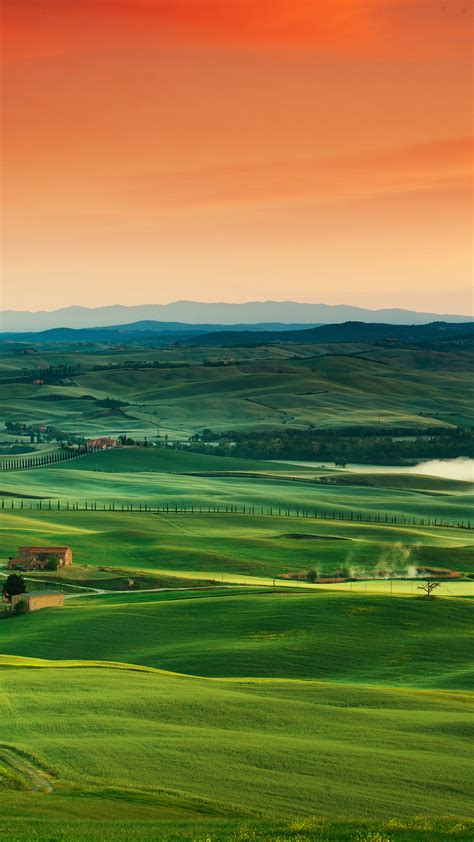 wallpaper tuscany   wallpaper  italy landscape