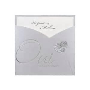 faire part mariage fantaisie coeur dorure argentée buromac112013 - Faire Part Mariage Oui
