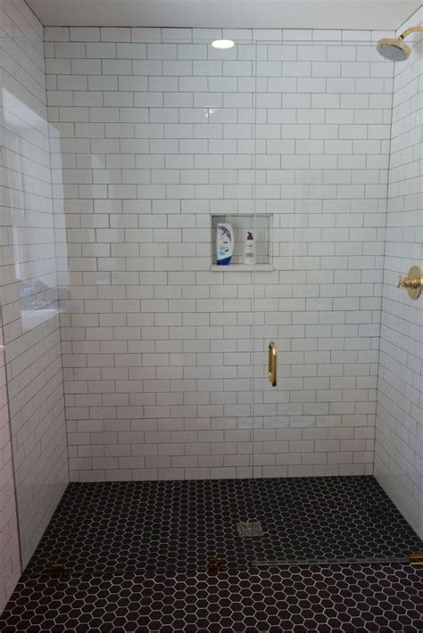 myths   level curbless showers glass shower