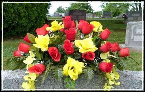 headstone flower arrangement ideas large artificial flower arrangements for best centerpieces