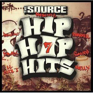 The results in this chart are not affiliated with any mainstream or commercial chart and may. The Source Presents: Hip Hop Hits, Vol. 7 - Wikipedia