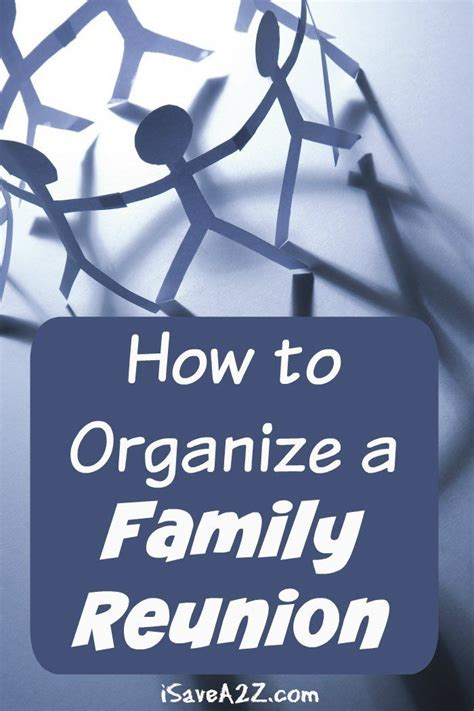 how to plan a family reunion 9 best reunion ideas images on pinterest family gatherings family meeting and family reunions