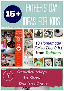 Father's Day Ideas for Kids - From ABCs to ACTs