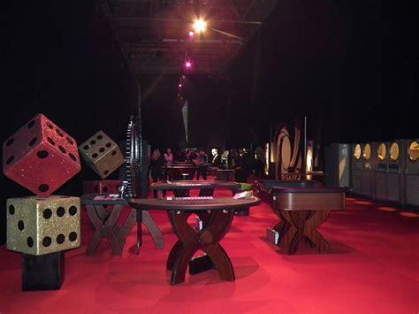 prego  casino themed event