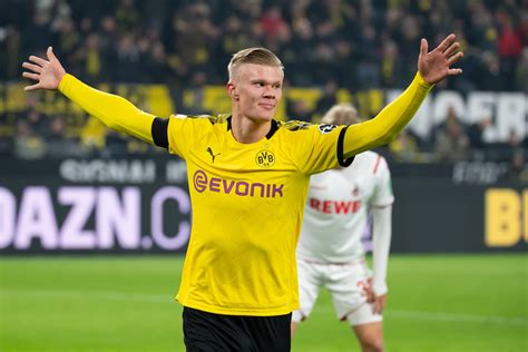 Season date left joined mv fee ; Erling Haaland reportedly has €75m exit clause in Borussia ...