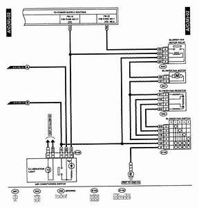 02 Impreza Outback Blower Switch - Subaru Outback