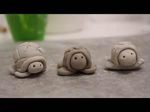 Basteln Mit Knetbeton : diy schildkr te aus ton und keramik formen basteln ~ Lizthompson.info Haus und Dekorationen