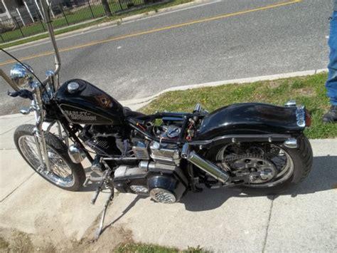 1979 Harley Davidson Shovelhead Custom Springer Swingarm