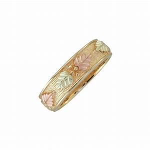 10k black hills gold mens wedding ring myblackhillsgoldcom With black hills wedding rings