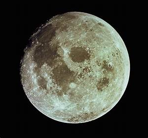 Earth's Moon - Apollo 11