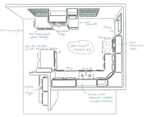 kitchen layout ideas small kitchen layout 8060