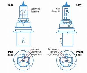 9007 Headlight Bulb Conversion For 1987-1991 Trucks - Ford F150 Forum
