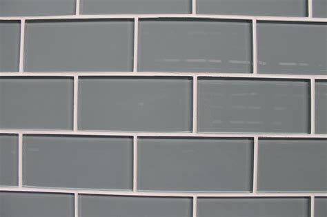 Of Pearl 3x6 Subway Tile by Chimney Smoke Gray 3x6 Glass Subway Tiles Rocky Point