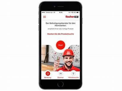 Fischer App Fixing Fixings Nn Problema Cada