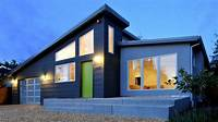 modern home design Small Modern House with Cost Effective Accessories and ...