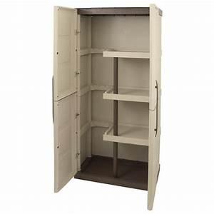 Meuble Plastique Exterieur : meuble plastique exterieur nice meuble de rangement ~ Teatrodelosmanantiales.com Idées de Décoration