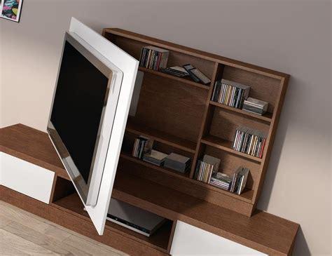 paneles tv giratorios  ver bien la television mueble