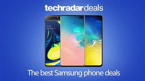 the best samsung phone deals in september 2019 techradar