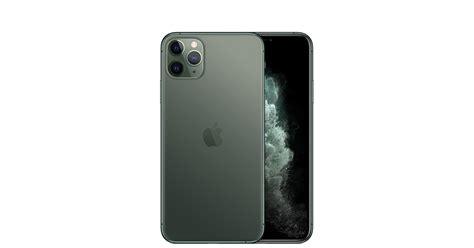 iPhone 11 Pro Max 512GB Midnight Green Unlocked - Apple