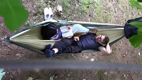 Pack Hammock by Hackedpack The Hammock Backpack