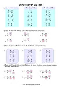 brüche kürzen mit variablen mathematik brüche arbeitsblätter
