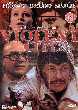 michel constantin et charles bronson rent violent city aka citt 224 violenta 1970 film