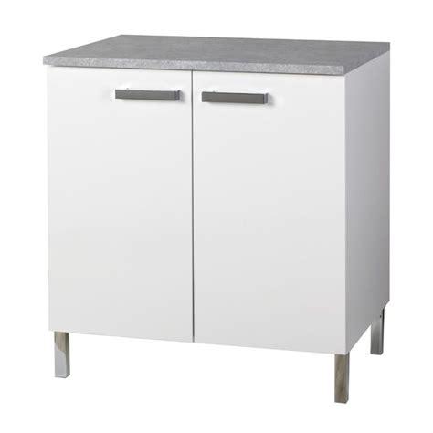meuble de cuisine blanc pas cher meuble de cuisine blanc pas cher cuisine en image