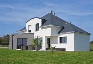 Application Maison 3d : architecture contemporaine en bretagne base de plans de ~ Premium-room.com Idées de Décoration