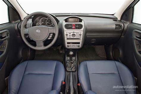 Opel Corsa 3 Doors Specs
