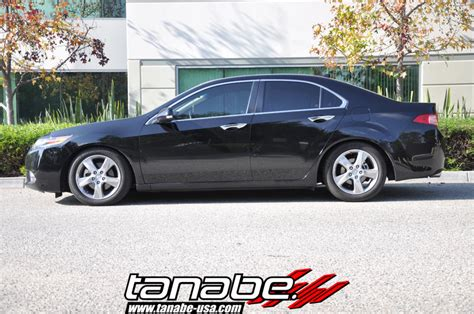 Acura Rl Lowering Springs by Tanabe Nf210 Lowering Springs 09 12 Acura Tsx 2 4l Part