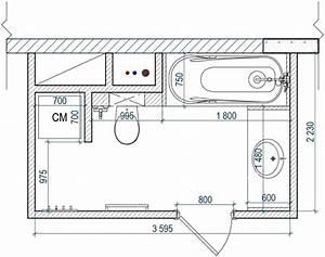 Amenagement dune petite salle de bain 3 plans astucieux for Plan pour salle de bain