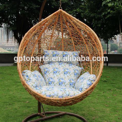 osier ext 233 rieur meubles de patio oeuf rond droite fauteuil