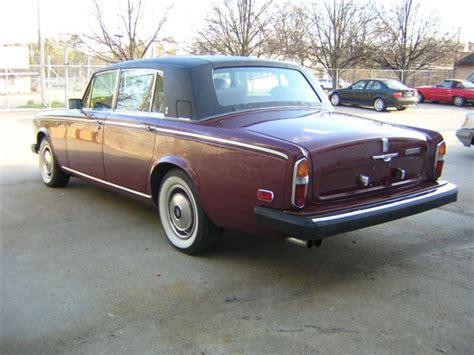 Rolls Royce Michigan by 1978 Rolls Royce Silver Wraith Ii Lwb For Sale In