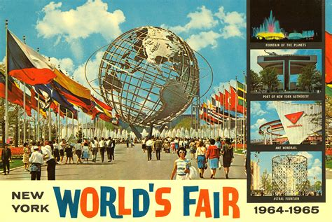 50th Anniversary Of The 1964 New York World's Fair