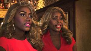 OUTTAKES: Twin Sister Dating - YouTube