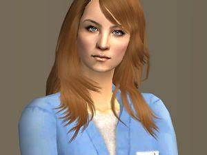 Mod The Sims - Grey's Anatomy - Ellen Pompeo as Meredith Grey