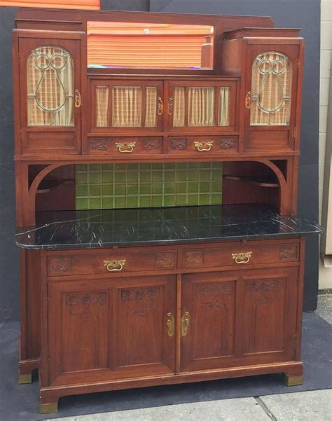 kitchen cabinets glazed nouveau bar cabinet or cupboard at 1stdibs 3001