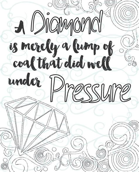 inspirational coloring pages for adults inspirational coloring page printable 15 pressure