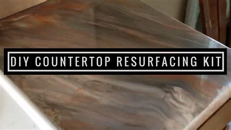 Metallic Countertop by Metallic Diy Countertop Resurfacing Kit