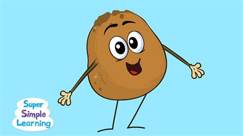 One Potato, Two Potatoes  Super Simple Songs