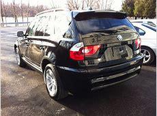 BMW X3 The Auto Pilot