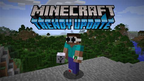 update minecraft trendy release mojang pre rv