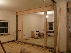 Tragende Wand Entfernen Kosten : mopsis baublog das fachwerk ist da ~ Markanthonyermac.com Haus und Dekorationen